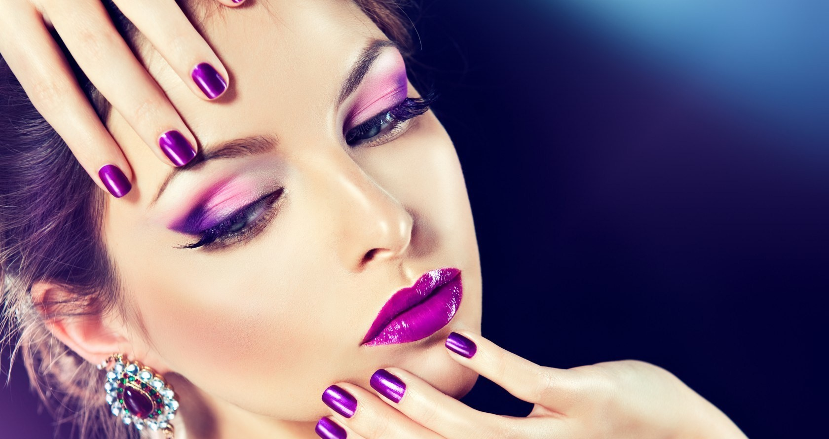Do you know how to do perfect make-up