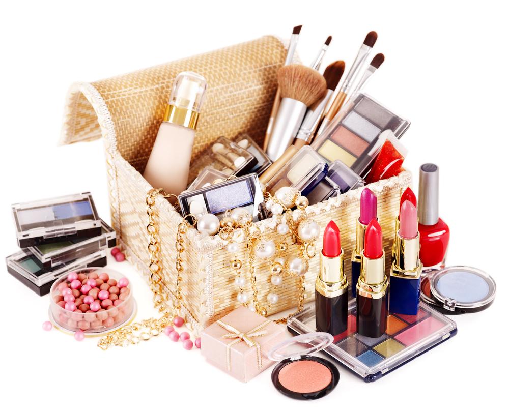 Wieviel geben wir monatlich für Kosmetikprodukte aus