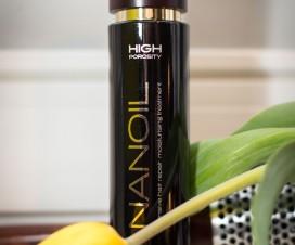 Natürliches Haaröl Nanoil High Porosity